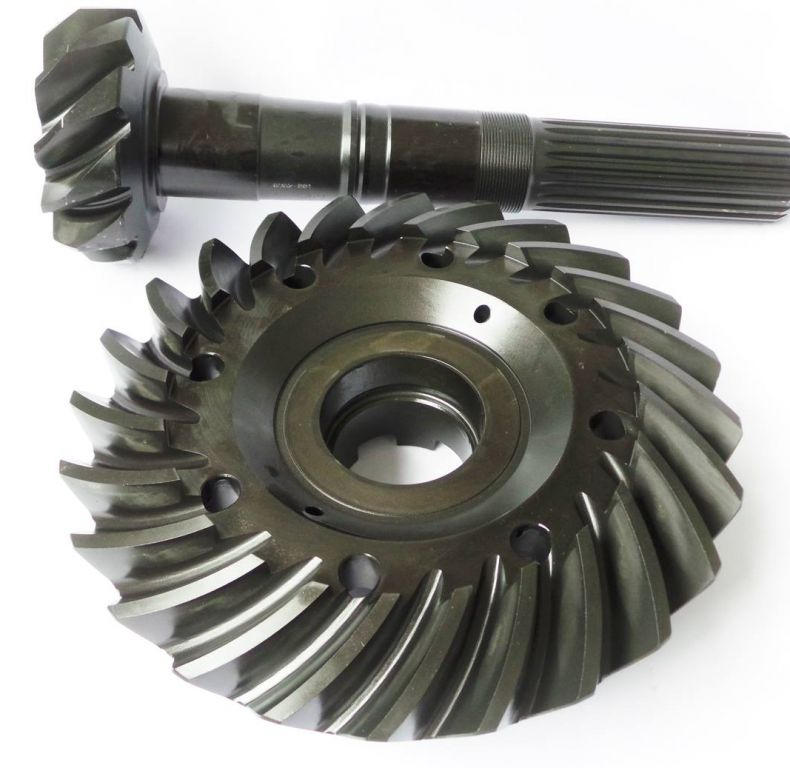 Superfast Crownwheel and Pinion for 6 bolt axles