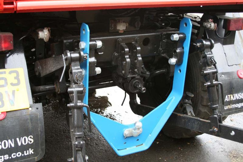 Lighter Duty Tow Hitch