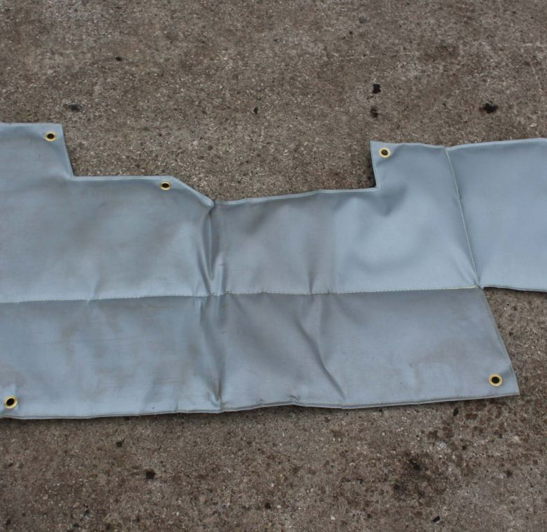 Sound-deadening Engine Blanket