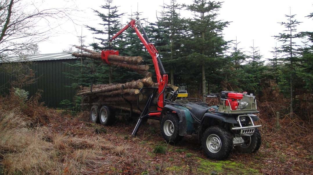 Tc1 Timber Dragon Trailers Have Landed