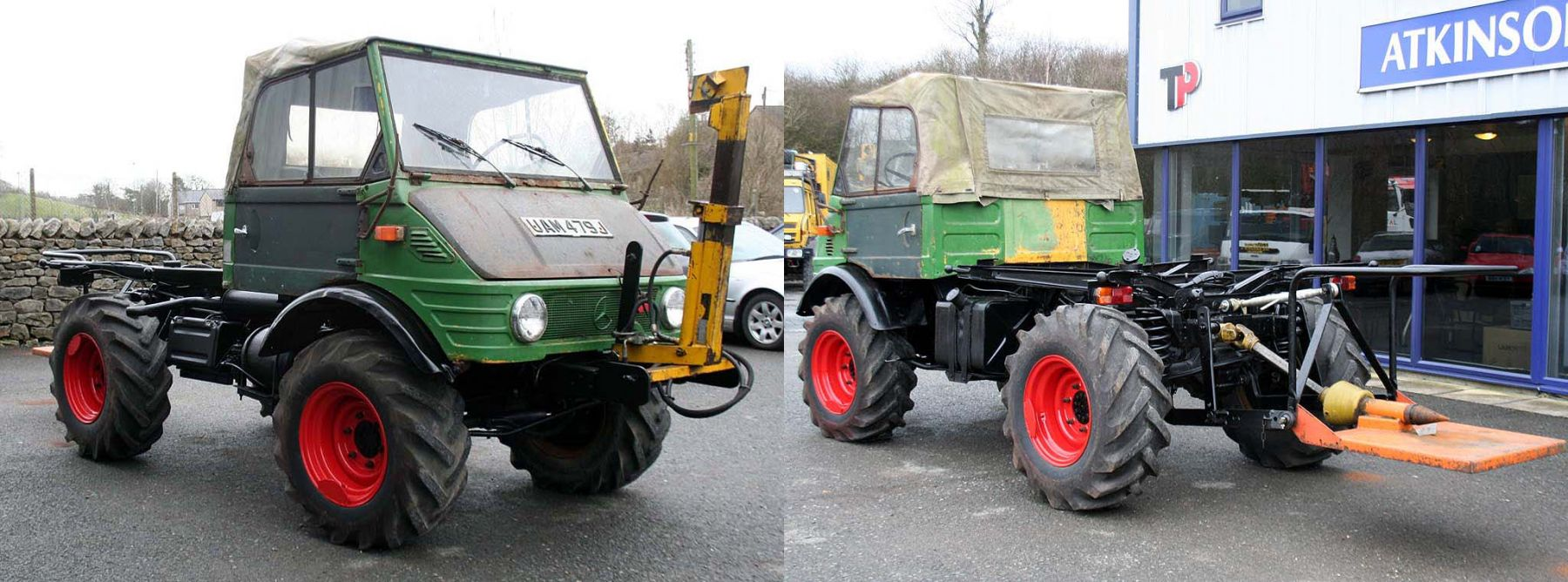 Restoration Project Sees Mog Brought Up to Working