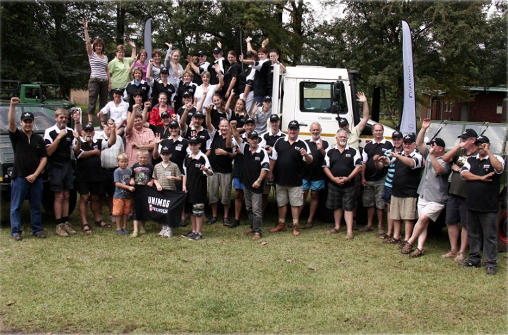 Unimog Club of South Africa