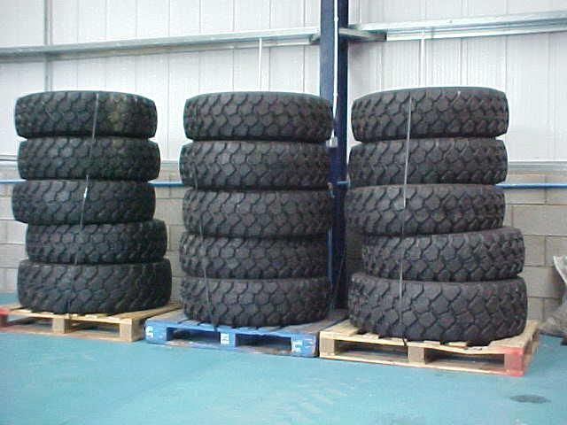All Tyred out