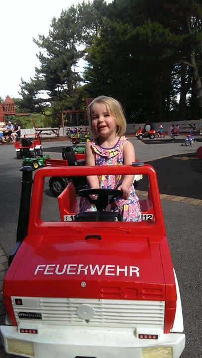The World's Youngest & Cutest Unimog Driver!