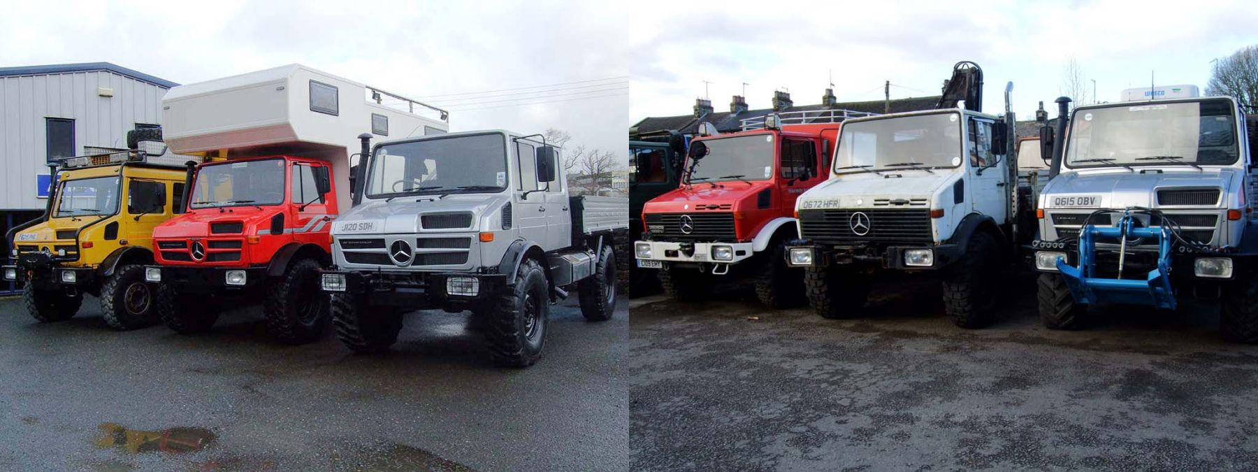 To See Unimog Comparison We're the Place to Be