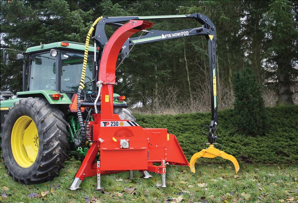 **new Tp Chipper Added to Range**