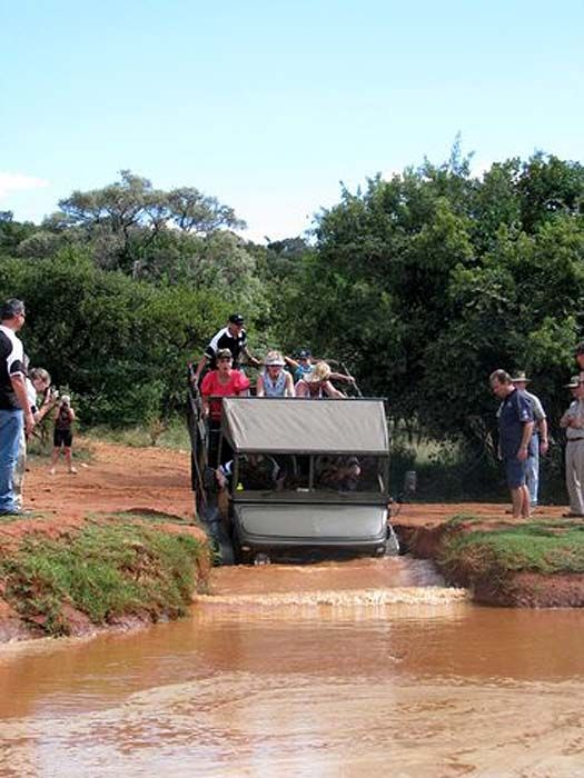 Annual Unimog Gathering in South Africa