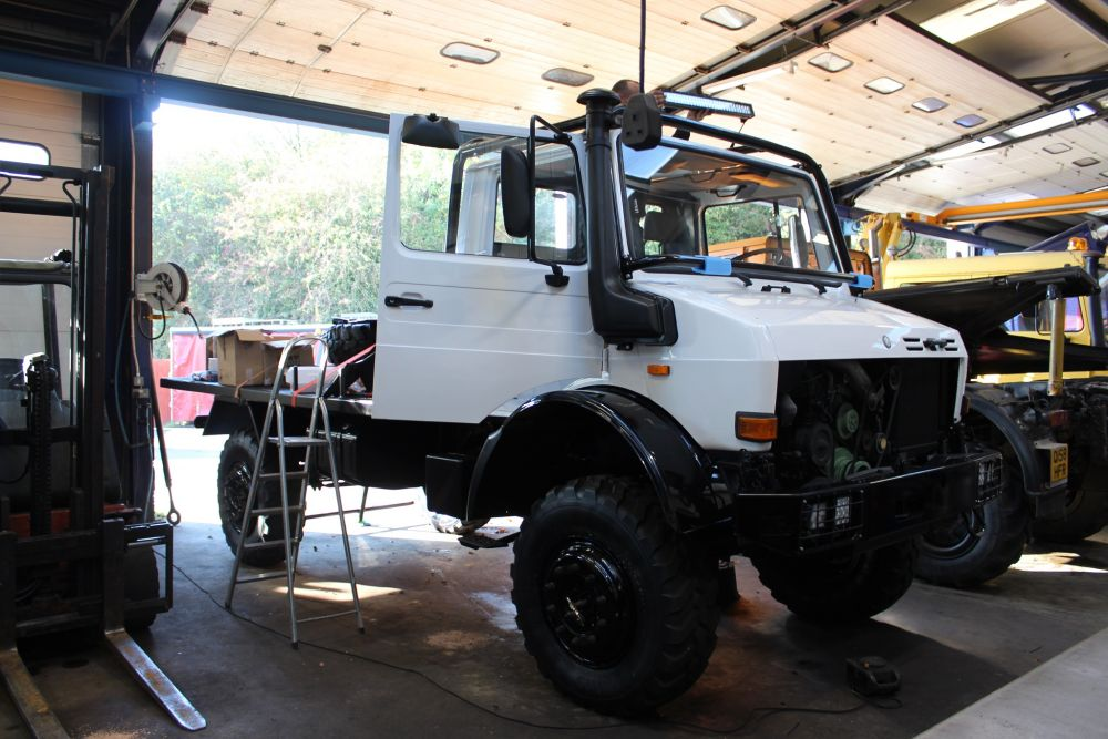 New Unimog For Sale