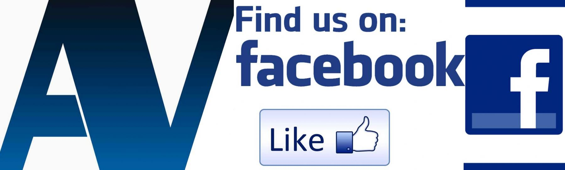 We Are Now on Facebook - Check in and Give Us a Li