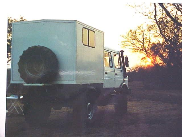 Mog Safari in Mozambique