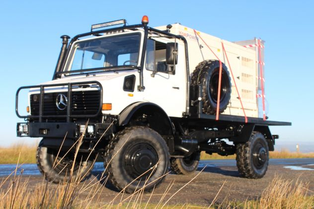 Unimog for the Mining Industry