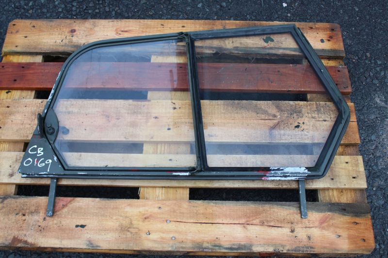 USED RIGHT HAND DOOR TOP 406 416 SOFT TOP CAB