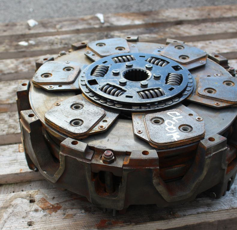 DOUBLE CLUTCH 310/330MM USED