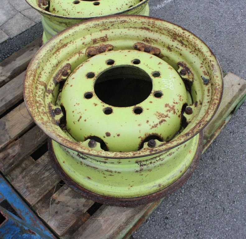 "used mb trac 14x26"" rims"