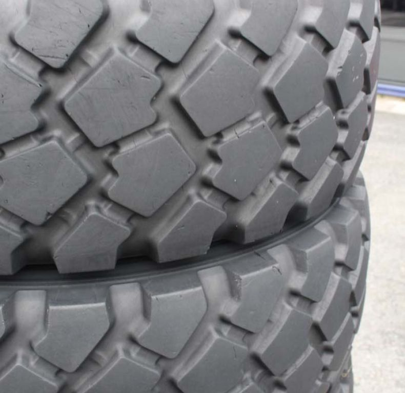 X2 used michelin 335/80r20 tyres