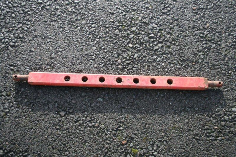 used three point linkage implement bar