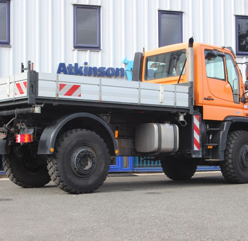U500 236HP LONG WHEELBASE